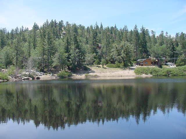 Arrowbear lake fishing in california for Fish lake ca