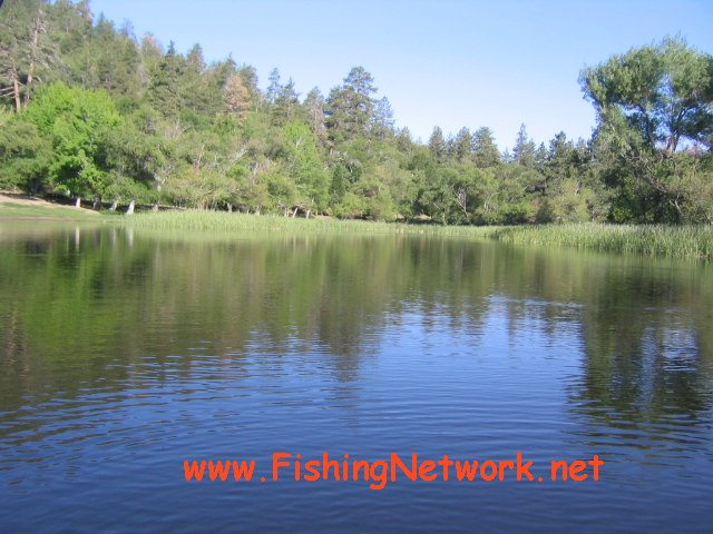 Jackson lake info and map for Silverwood lake fishing report