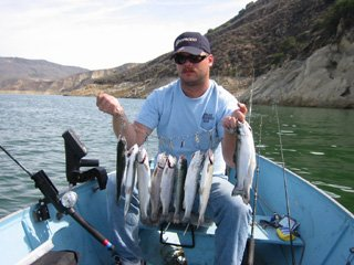 Lake piru fishing report 2017 all the best fish in 2018 for Lake oroville fishing report